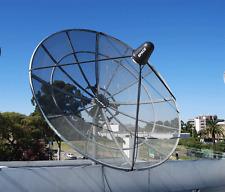 Space 2.3M C Band Satellite Dish