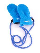 Barts Guantes Guantes de tela polar Blau loekie calentamiento Cuerda Elástico