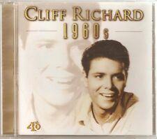 CLIFF RICHARD 1960s CD - BACHELOR BOY & MORE
