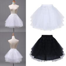 Tutu Skirt Girls Kids Princess Fancy Dance Dress Party Ballet Costume Dancewear