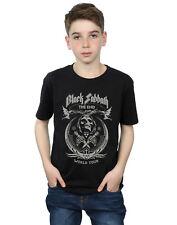 Black Sabbath Garçon The End World Tour T-Shirt