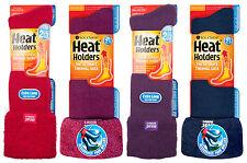 Heat Holders - Femme longue chaussettes thermiques bottes coutchouc de pluie