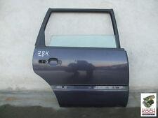 Tür hinten rechts VW Passat 35i Variant FACELIFT twilightviolett LC4T violett