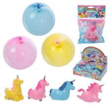 Juguete Globo Bola Plástico Cobertor De Unicornio