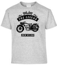 T-shirt, DKW Ks 200, Motorcycle, Bike, Oldtimer, Youngtimer