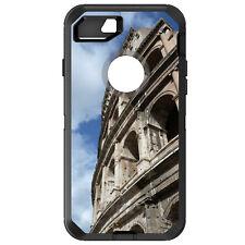 OtterBox Defender for iPhone 6 6S 7 8 PLUS X Roman Colosseum Rome