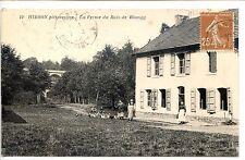 CP 02 AISNE - HIRSON - LA FERME DU BOIS DE BLANGY