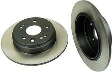 Rear Disc Brake Rotors Acura 3.2 TL or Honda Element