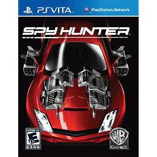 NEW SEALED Spy Hunter Video Game for Sony PlayStation Vita Racing PSVITA