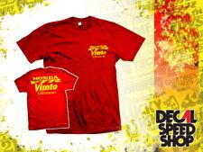 Tshirt Vimto Demon VTR Sp1 isle of man Dunlop