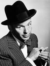 Frank Sinatra Portrait BW Singer Music Giant Wall Print POSTER
