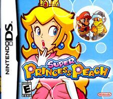 NUOVO CON SCATOLA ~ NINTENDO DS LITE DSi 3DS: ~ Super Principessa Peach ~ {produttore} SIGILLATO