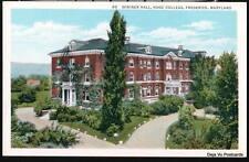 FREDERICK MD Hood College Shriner Hall Dorm Vintage PC