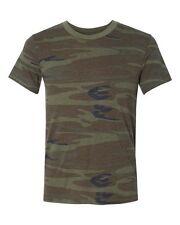 Alternative Men's Printed Jersey Crew T-Shirt AA1973 S-3XL