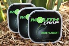 Korda Mouth Trap 20m Vorfachmaterial Vorfach Material Karpfenvorfach