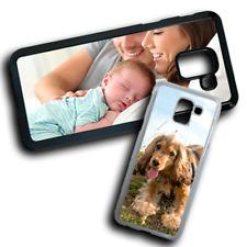 PERSONALISED CUSTOM PRINTED Hard Plastic Phone Case Samsung Galaxy J6 2018 Cover