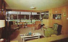 Postcard Westerner Motel Liberal Kansas