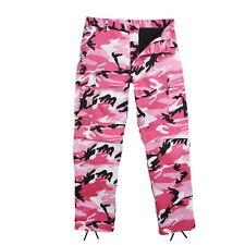 Rothco 8670 Pink Camo BDU Pants