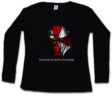 NEMESIS UMBRELLA WOMEN LONG SLEEVE T-SHIRT Resident Corporation Corp Evil VG