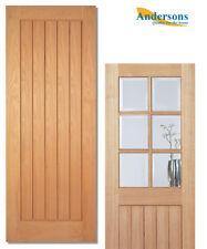 Mexicano White Oak Internal Door *A grade Oak for colour consistency*