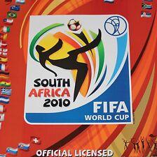 Panini WC WM SOUTH AFRICA 2010 10 BOX DISPLAY TÜTEN STICKER ALBUM KOMPLETTSATZ