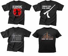 Rothco Vintage Black Military Design Short Sleeve T-Shirt