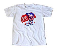 Vintage Bazooka Joe Club Bubble Gum Decal T-Shirt - Topps, Retro!