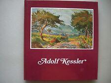 Adolf Kessler Leben und Werk 1966