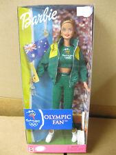 1999 Olympic Fan Barbie doll