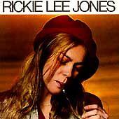 Rickie Lee Jones by Rickie Lee Jones (CD, Dec-1989, Warner Bros.)