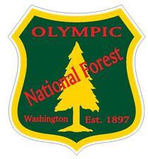 Olympic National Forest Sticker R3284 Washington