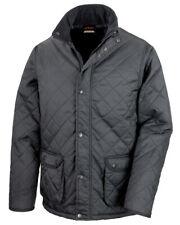Result Urban Outdoor Wear Mens Cheltenham Jacket Diamond Pattern Warm Coat R195X