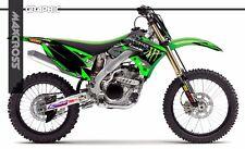 KAWASAKI KX250F KX450F 2009 2010 2011 MAXCROSS GRAPHICS KIT FULL MSP-STYLE-03