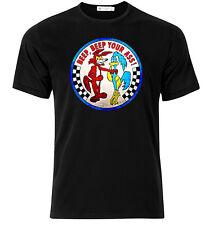 Mopar Beep Beep   - Graphic Cotton T Shirt Short & Long Sleeve