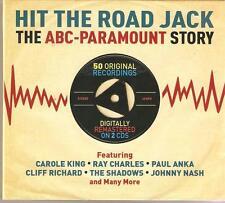 HIT THE ROAD JACK THE ABC-PARAMOUNT STORY - 2 CD BOX SET -DIANA & MORE