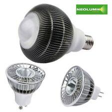 Neolumic LED E27 GU10 GU5,3 MR16 Strahler Spot Lampe Leuchte PAR30 PAR38 LEDs
