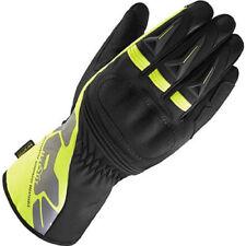 Spidi Alu-Pro WP Motorrad wasserdicht atmungsaktiv Leder-Handschuhe - schwarz /
