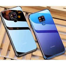 Schutz HÜLLE für Huawei Mate 20 20Pro Handy Case Glas Cover Etui+ PANZER FOLIE