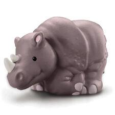 Fisher Price Zoo Talkers Rhinoceros Figure *New*