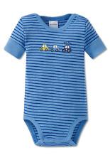 SCHIESSER Baby Body FRECHER ICH Doppelpack Gr 56-104 Bodies Halbarm 100/% BW NEU