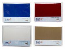 """C6 4"""" x 6"""" pearl cartes avec des enveloppes"""