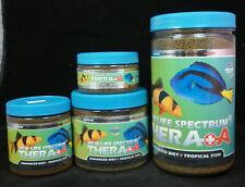 New Life Spectrum Thera + A Regular Pellet Fish Food Diet