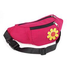 BUM bag-fanny Pack money-belt PINK DAISY Motif TELA travel-festival-camping