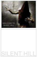 Silent Hill Postcard Red Pyramid Head Thing Nurse 2 revelation DVD Blu-ray GAME