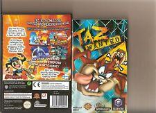 TAZ WANTED NINTENDO GAMECUBE / WII TAZMANIAN DEVIL