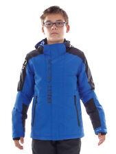 Brunotti Skijacke Snowboardjacke Funktionsjacke blau Rhine JR 15k warm