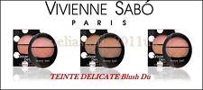 VIVIENNE SABO TEINTE DÈLICATE Blush Duo 5g DIFFERENT SHADES