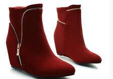 38 Scarpe da donna rosso in pelle sintetica   Acquisti