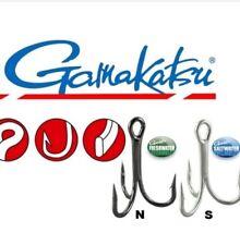 Gamakatsu Saltwater Treble Hooks 22N 1/0 - 5/0