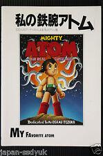 JAPAN OOP Astro Boy/Tetsuwan Atom book: My Favorite Atom